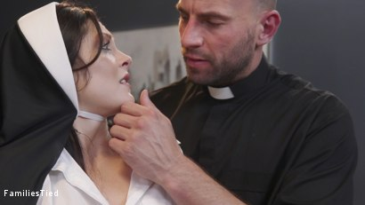 Photo number 1 from Father Issues shot for  on Kink.com. Featuring Stirling Cooper , Lily Lane and Petra Blair in hardcore BDSM & Fetish porn.