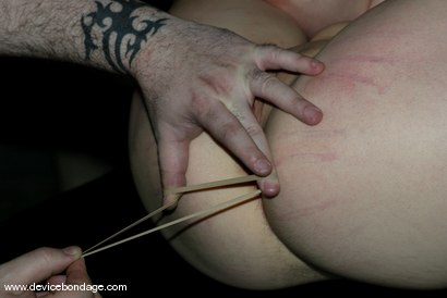 Photo number 11 from A Healing Art shot for Device Bondage on Kink.com. Featuring Stacey Stax in hardcore BDSM & Fetish porn.