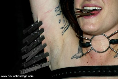 Photo number 2 from A Healing Art shot for Device Bondage on Kink.com. Featuring Stacey Stax in hardcore BDSM & Fetish porn.