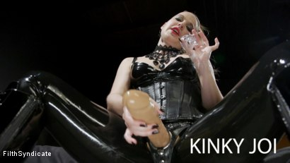 KINKY JOI: Robin Ray's Blowjob Training