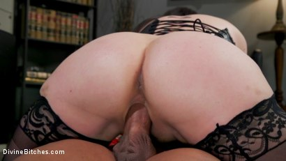 Photo number 20 from Office Boy: Cherry Torn's New Stupid Beefy Boy Toy shot for Divine Bitches on Kink.com. Featuring Draven Navarro and Cherry Torn in hardcore BDSM & Fetish porn.
