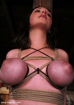 Photo number 4 from Sara Scott shot for Hogtied on Kink.com. Featuring Sara Scott in hardcore BDSM & Fetish porn.