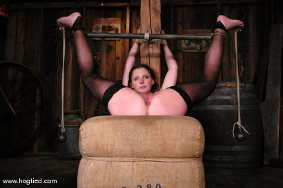 Photo number 8 from Sara Scott shot for Hogtied on Kink.com. Featuring Sara Scott in hardcore BDSM & Fetish porn.