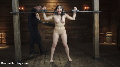 Photo number 2 from Keira Croft: Pain Slut Gets Destroyed & Squirts Everywhere shot for Device Bondage on Kink.com. Featuring Keira Croft in hardcore BDSM & Fetish porn.