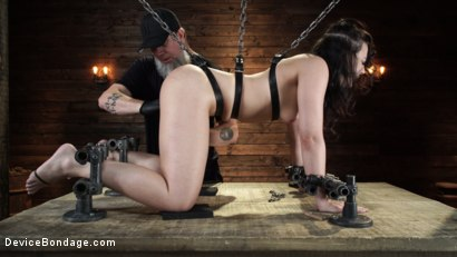 Photo number 14 from Whitney Wright: Sexy Slut Begs to Suffer in Grueling Bondage shot for Device Bondage on Kink.com. Featuring Whitney Wright in hardcore BDSM & Fetish porn.