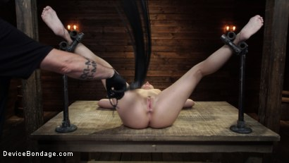 Photo number 17 from Whitney Wright: Sexy Slut Begs to Suffer in Grueling Bondage shot for Device Bondage on Kink.com. Featuring Whitney Wright in hardcore BDSM & Fetish porn.