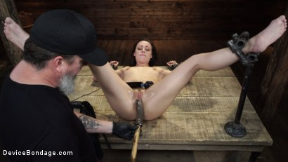 Photo number 21 from Whitney Wright: Sexy Slut Begs to Suffer in Grueling Bondage shot for Device Bondage on Kink.com. Featuring Whitney Wright in hardcore BDSM & Fetish porn.