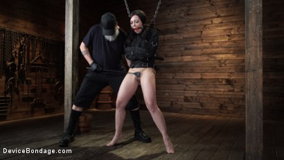 Photo number 3 from Whitney Wright: Sexy Slut Begs to Suffer in Grueling Bondage shot for Device Bondage on Kink.com. Featuring Whitney Wright in hardcore BDSM & Fetish porn.