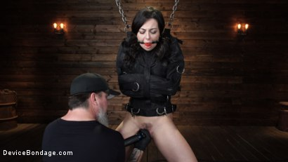 Photo number 4 from Whitney Wright: Sexy Slut Begs to Suffer in Grueling Bondage shot for Device Bondage on Kink.com. Featuring Whitney Wright in hardcore BDSM & Fetish porn.