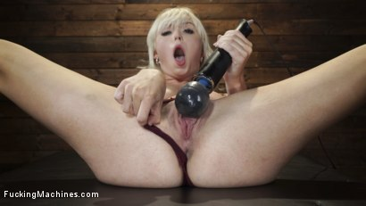 Photo number 1 from Sexy Cam Girl Lilly Bell is Bound and Machine Fucked shot for Fucking Machines on Kink.com. Featuring Lilly Bell in hardcore BDSM & Fetish porn.