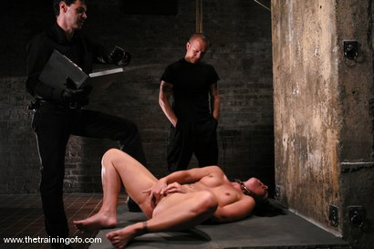 Photo number 3 from The Training of Julie Night, Day Two shot for The Training Of O on Kink.com. Featuring Julie Night and Billy in hardcore BDSM & Fetish porn.