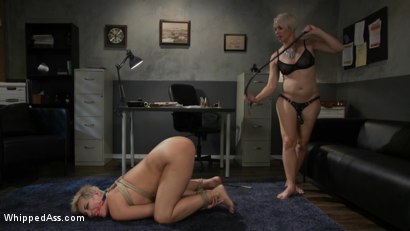Photo number 14 from Attorney Client Privilege: Helena Locke Blackmails Client Ryan Keely shot for Whipped Ass on Kink.com. Featuring Helena Locke and Ryan Keely in hardcore BDSM & Fetish porn.