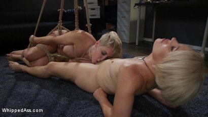 Photo number 23 from Attorney Client Privilege: Helena Locke Blackmails Client Ryan Keely shot for Whipped Ass on Kink.com. Featuring Helena Locke and Ryan Keely in hardcore BDSM & Fetish porn.