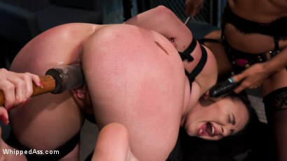 Photo number 15 from Isis Love Returns: Gia DiMarco and Alex More Welcome the Goddess Home shot for Whipped Ass on Kink.com. Featuring Gia DiMarco, Isis Love and Alex More in hardcore BDSM & Fetish porn.