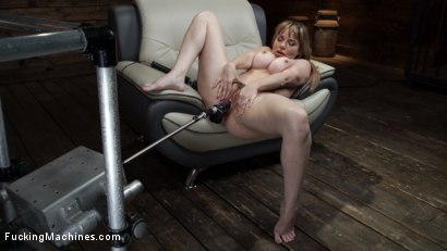 Photo number 10 from Kink Legend Dana DeArmond is Back to Fuck Our Machines shot for Fucking Machines on Kink.com. Featuring Dana DeArmond in hardcore BDSM & Fetish porn.