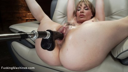 Photo number 22 from Kink Legend Dana DeArmond is Back to Fuck Our Machines shot for Fucking Machines on Kink.com. Featuring Dana DeArmond in hardcore BDSM & Fetish porn.