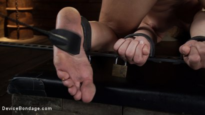 Photo number 10 from Cheyenne Jewel: Body Builder is Restrained in Diabolical Devices shot for Device Bondage on Kink.com. Featuring Cheyenne Jewel in hardcore BDSM & Fetish porn.