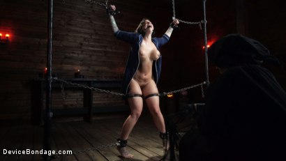Photo number 6 from Nightmares Do Come True: Ivy LeBelle Confronted By Her Fears shot for Device Bondage on Kink.com. Featuring Ivy LeBelle in hardcore BDSM & Fetish porn.