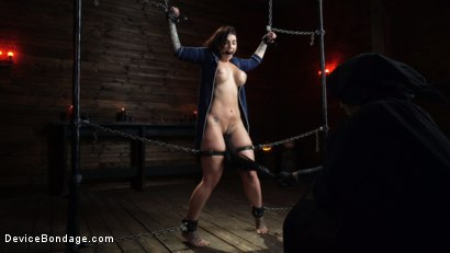 Photo number 7 from Nightmares Do Come True: Ivy LeBelle Confronted By Her Fears shot for Device Bondage on Kink.com. Featuring Ivy LeBelle in hardcore BDSM & Fetish porn.