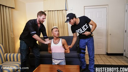 Photo number 3 from Busted Boys - Brandon Blake - Beach Boy Broken shot for FetishNetwork Male on Kink.com. Featuring Brandon Blake, Tim Hanes and Roman Ray in hardcore BDSM & Fetish porn.