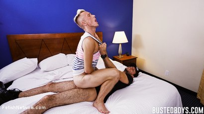 Photo number 37 from Busted Boys - Brandon Blake - Beach Boy Broken shot for FetishNetwork Male on Kink.com. Featuring Brandon Blake, Tim Hanes and Roman Ray in hardcore BDSM & Fetish porn.