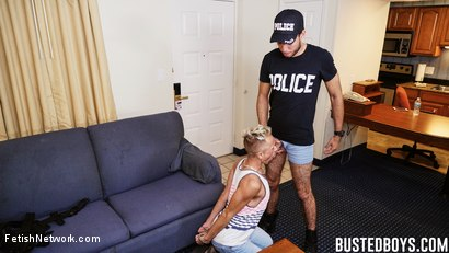 Photo number 7 from Busted Boys - Brandon Blake - Beach Boy Broken shot for FetishNetwork Male on Kink.com. Featuring Brandon Blake, Tim Hanes and Roman Ray in hardcore BDSM & Fetish porn.