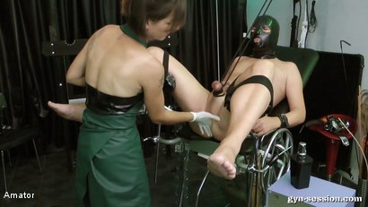 Photo number 2 from Baroness Mercedes' Clinic: Anal Inspection shot for  Amator on Kink