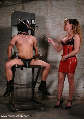 Photo number 2 from Billy and Danielle Foxxx shot for TS Seduction on Kink.com. Featuring Danielle Foxx and Billy in hardcore BDSM & Fetish porn.