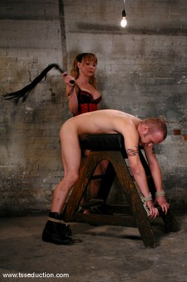 Photo number 6 from Billy and Danielle Foxxx shot for TS Seduction on Kink.com. Featuring Danielle Foxx and Billy in hardcore BDSM & Fetish porn.