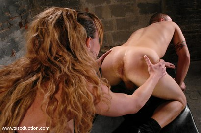 Photo number 10 from Billy and Danielle Foxxx shot for TS Seduction on Kink.com. Featuring Danielle Foxx and Billy in hardcore BDSM & Fetish porn.