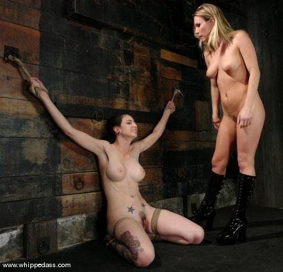 Photo number 14 from Natalie Minx and Harmony shot for Whipped Ass on Kink.com. Featuring Harmony and Natalie Minx in hardcore BDSM & Fetish porn.