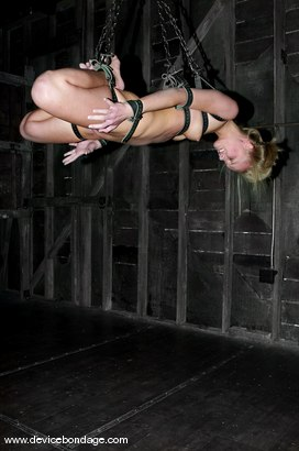 Photo number 11 from The Taming shot for Device Bondage on Kink.com. Featuring Leah Wilde in hardcore BDSM & Fetish porn.