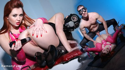 Gas Masks and Gyno Chair