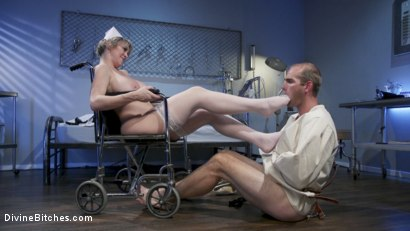 Photo number 14 from Nurse Williams: Dee Williams Dominates Patient Jonah Marx  shot for Divine Bitches on Kink.com. Featuring Dee Williams and Jonah Marx in hardcore BDSM & Fetish porn.