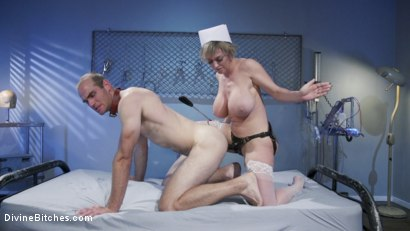 Photo number 21 from Nurse Williams: Dee Williams Dominates Patient Jonah Marx  shot for Divine Bitches on Kink.com. Featuring Dee Williams and Jonah Marx in hardcore BDSM & Fetish porn.