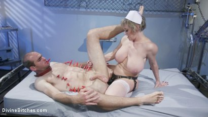 Photo number 25 from Nurse Williams: Dee Williams Dominates Patient Jonah Marx  shot for Divine Bitches on Kink.com. Featuring Dee Williams and Jonah Marx in hardcore BDSM & Fetish porn.