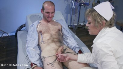 Photo number 5 from Nurse Williams: Dee Williams Dominates Patient Jonah Marx  shot for Divine Bitches on Kink.com. Featuring Dee Williams and Jonah Marx in hardcore BDSM & Fetish porn.
