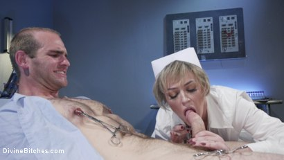 Photo number 7 from Nurse Williams: Dee Williams Dominates Patient Jonah Marx  shot for Divine Bitches on Kink.com. Featuring Dee Williams and Jonah Marx in hardcore BDSM & Fetish porn.