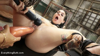 Photo number 26 from Hot Anal Sluts shot for Everything Butt on Kink.com. Featuring Joanna Angel and Luna Star in hardcore BDSM & Fetish porn.
