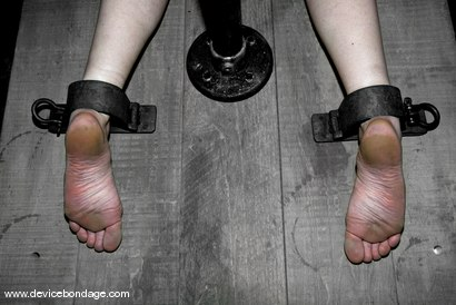 Photo number 8 from Dainty Feet shot for Device Bondage on Kink.com. Featuring Calico in hardcore BDSM & Fetish porn.