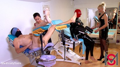 Two Submissive's Punishment