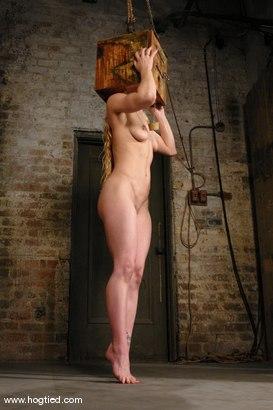 Photo number 14 from Tawni Ryden shot for Hogtied on Kink.com. Featuring Tawni Ryden in hardcore BDSM & Fetish porn.
