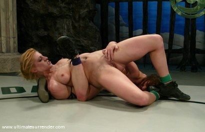 Photo number 14 from SUMMER VENGEANCE<BR>The Shark (0-2) Ranked 15th<br>Spartacus(0-0) Ranked 16th shot for Ultimate Surrender on Kink.com. Featuring Tawni Ryden and Devi Lynne in hardcore BDSM & Fetish porn.
