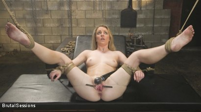 Photo number 21 from Worthless Fucking Whore: Kate Kennedy is Used and Abused by Derrick Pierce shot for Brutal Sessions on Kink.com. Featuring Derrick Pierce and Kate Kennedy in hardcore BDSM & Fetish porn.
