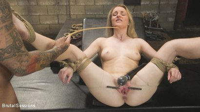 Photo number 22 from Worthless Fucking Whore: Kate Kennedy is Used and Abused by Derrick Pierce shot for Brutal Sessions on Kink.com. Featuring Derrick Pierce and Kate Kennedy in hardcore BDSM & Fetish porn.