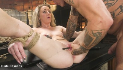 Photo number 28 from Worthless Fucking Whore: Kate Kennedy is Used and Abused by Derrick Pierce shot for Brutal Sessions on Kink.com. Featuring Derrick Pierce and Kate Kennedy in hardcore BDSM & Fetish porn.