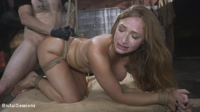 Photo number 8 from Attitude Adjustment: Slutty Skylar Snow gets her ass flogged, caned and fucked shot for Brutal Sessions on Kink.com. Featuring Tommy Pistol and Skylar Snow in hardcore BDSM & Fetish porn.