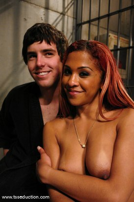 Photo number 15 from Dorian and Jessica Host shot for TS Seduction on Kink.com. Featuring Jessica Host and Dorian in hardcore BDSM & Fetish porn.