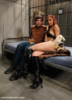 Photo number 1 from Dorian and Jessica Host shot for TS Seduction on Kink.com. Featuring Jessica Host and Dorian in hardcore BDSM & Fetish porn.
