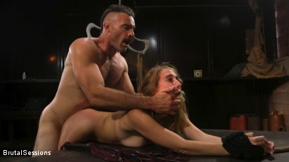 Photo number 13 from Cadence Lux: Cock Hungry Slut Takes A Greedy Beating From Charles Dera shot for Brutal Sessions on Kink.com. Featuring Charles Dera and Cadence Lux in hardcore BDSM & Fetish porn.